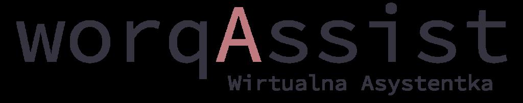 Logo: worqAssist - Wirtualna Asystentka