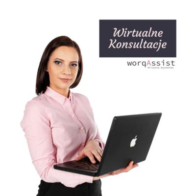 Konsultacje dla Wirtualnych Asystentek
