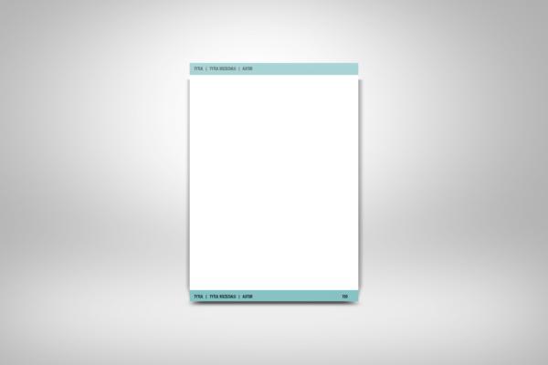 Pusta strona - Szablon do edycja e-booka worqAssist