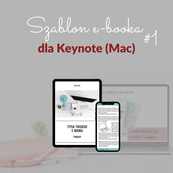 Szablon e-booka #1 Keynote. worqAssist